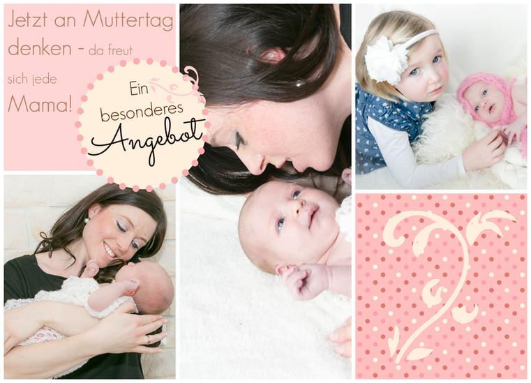 Fotoshooting Muttertag
