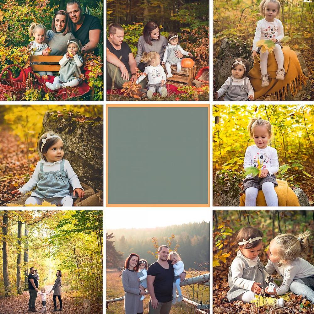 Herbst Fotoshooting mit Helene Souza Fotografie