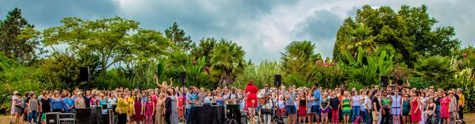 UrbanVoices 2016 concert Folie des Plant