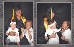 Graduation Family Portrait