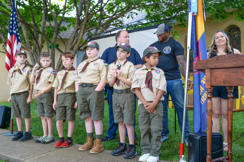 Cub Scouts Pack 27 Bayonne New Jersey