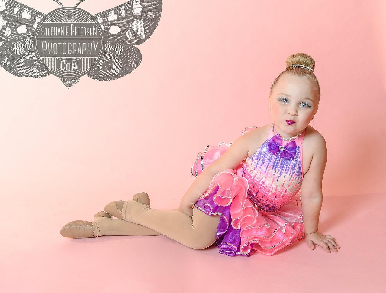 Dance Kids studio photography