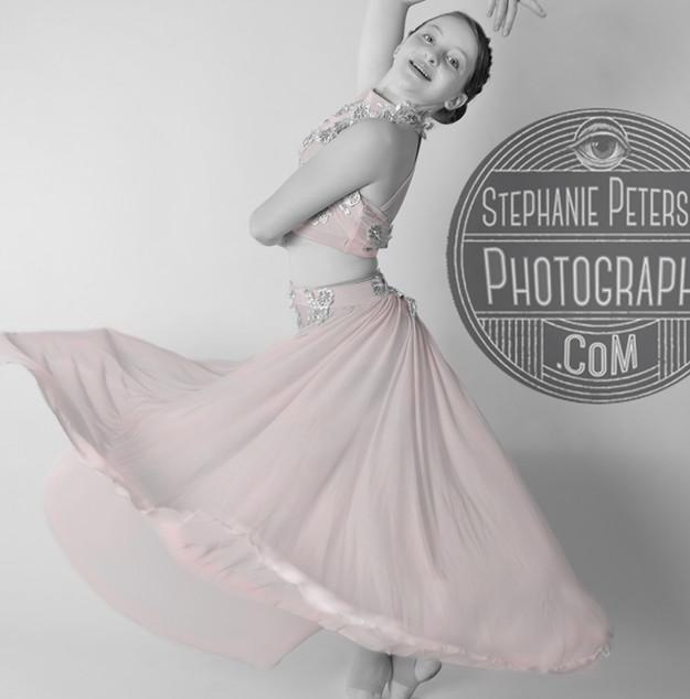 Pink Dress II