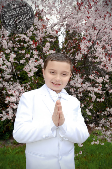 First Holy Communion Portraits!