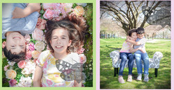 Spring Sibling Photo Shoot!