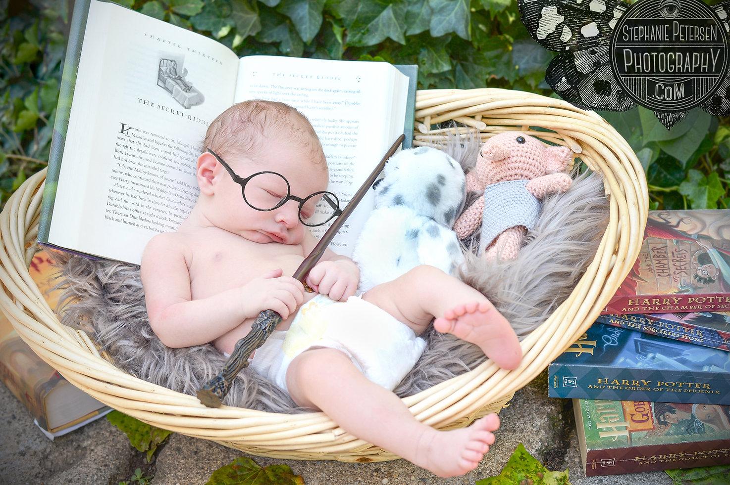 Fun Newborn & Infant photos!