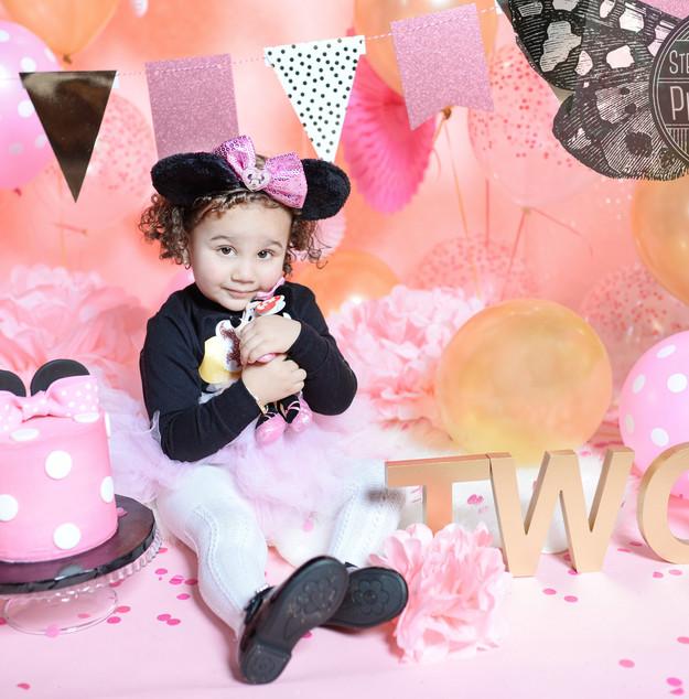 A Very Minnie Birthday!!