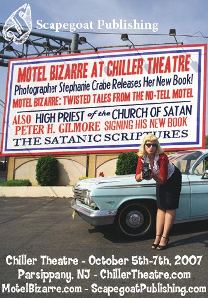 Stephanie Crabe Motel Bizarre