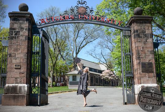 Graduation photo's on location!