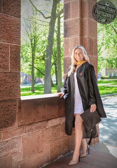 Graduation Portraits on location!