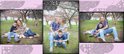 Family Portraits for Mother's Day!