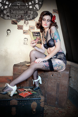Promotional Pin-Up's!