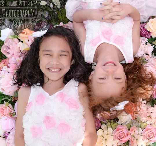 Cherry Blossom Spring portraits