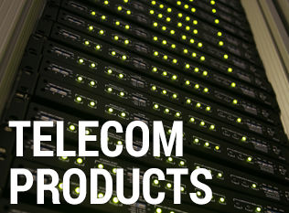 Link to Telecom Products section of the Roam site.