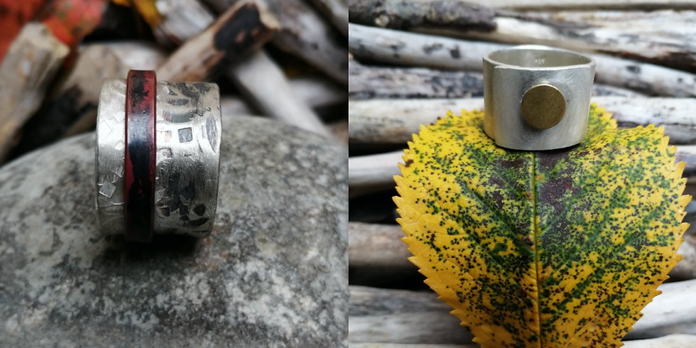 2020-11-07-SK | Sybille Körlin - Silberring gestalten (2 Tage)