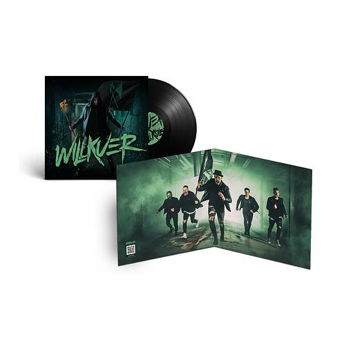 Limit. Gatefold Vinyl Album 'WILLKUER'