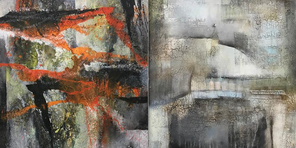 2020-06-05-ARS | Andrea Rathert-Schützdeller  - Strukturbilder - konkret - abstrakt (3 Tage)
