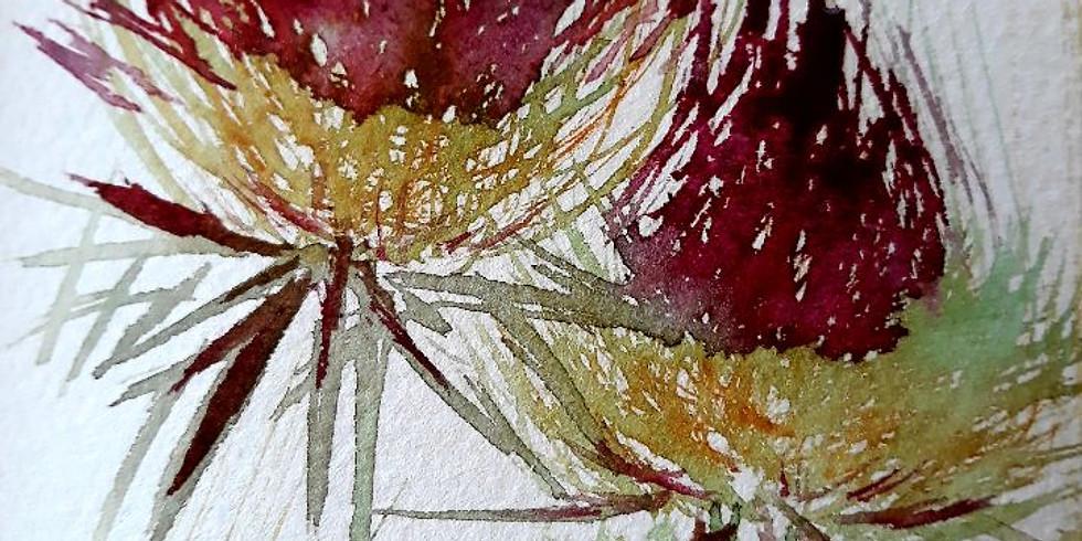 2020-08-06-MR | Monika Reiter - Reduktion der Aquarellmalerei (2 Tage)