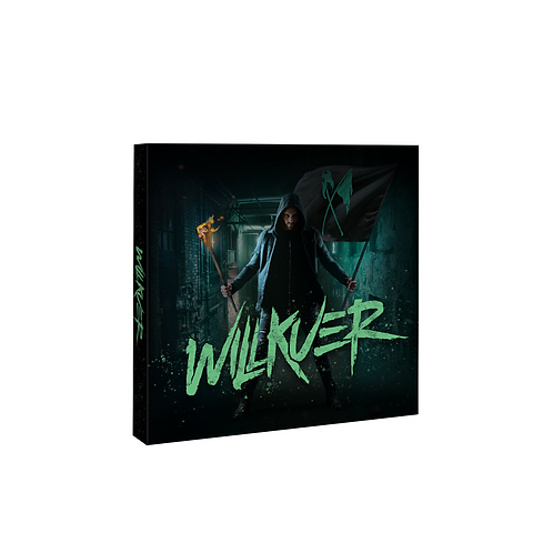 Digipak Album 'WILLKUER'