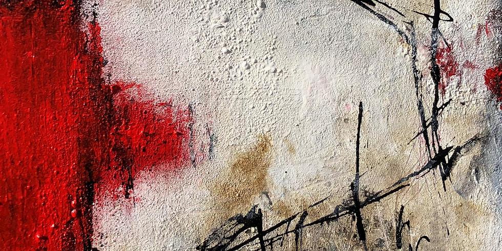 Petra Klos - Abstrakte Flächen richtig bearbeitet (2 Tage)