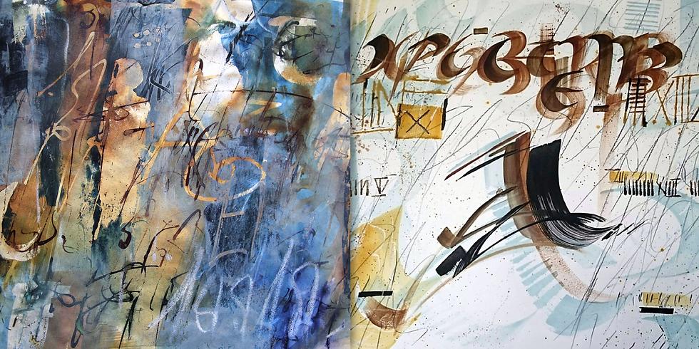 2020-07-09-JR | Jelena Reinert - Schrift als Form im Bild (4 Tage)