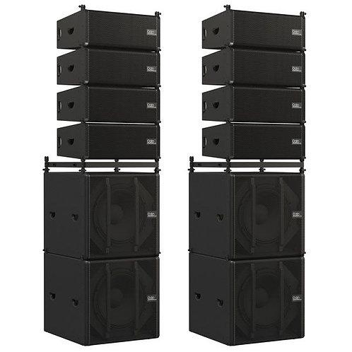 Odin Audio Line Array Stack Set