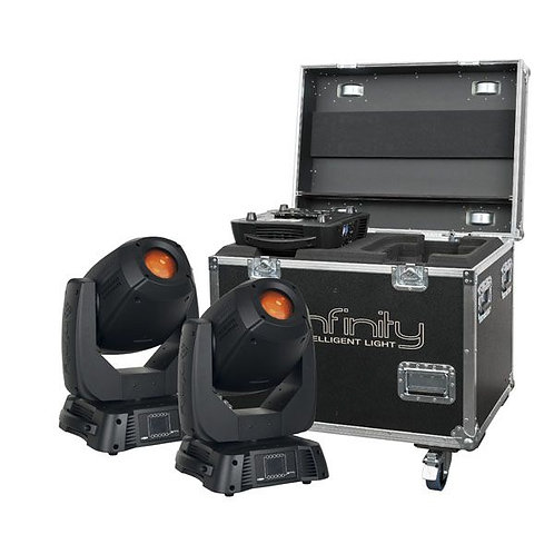 Infinity iS-250 LED Moving Spot SET