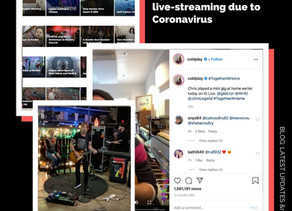 Opinion: A shift to live-streaming due to Coronavirus