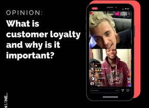 What is customer loyalty and why is it important?