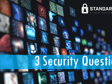 Protect Your Company by Asking These 3 Security Questions