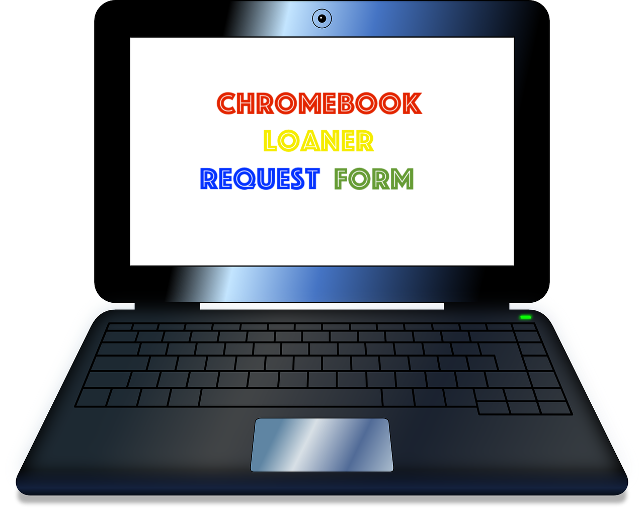 Chromebook Loaner Request Form