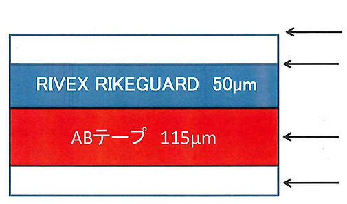 リケガードRIVEX 構成