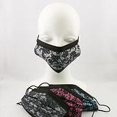 レース柄不織布マスクの種類