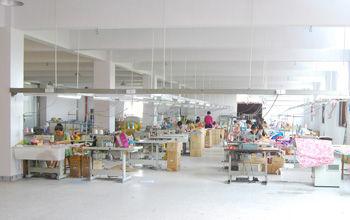 福榮産業の中国工場OEM