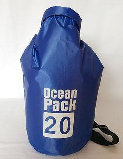 防水バッグのOEM製造、オーダーメイド|使用時