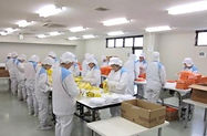 福榮産業の中国工場風景