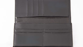 長財布の内側