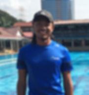 Coach Shauqie Aziz