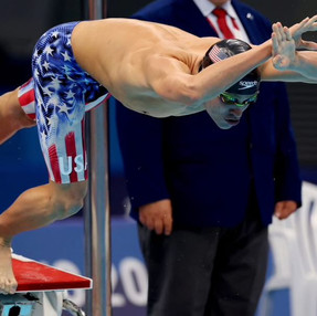 What can we learn from the Tokyo 2020 Olympics 1500m Freestyle event?