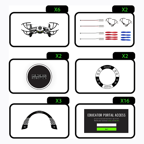 DIY 6 Pack Classroom Bundle