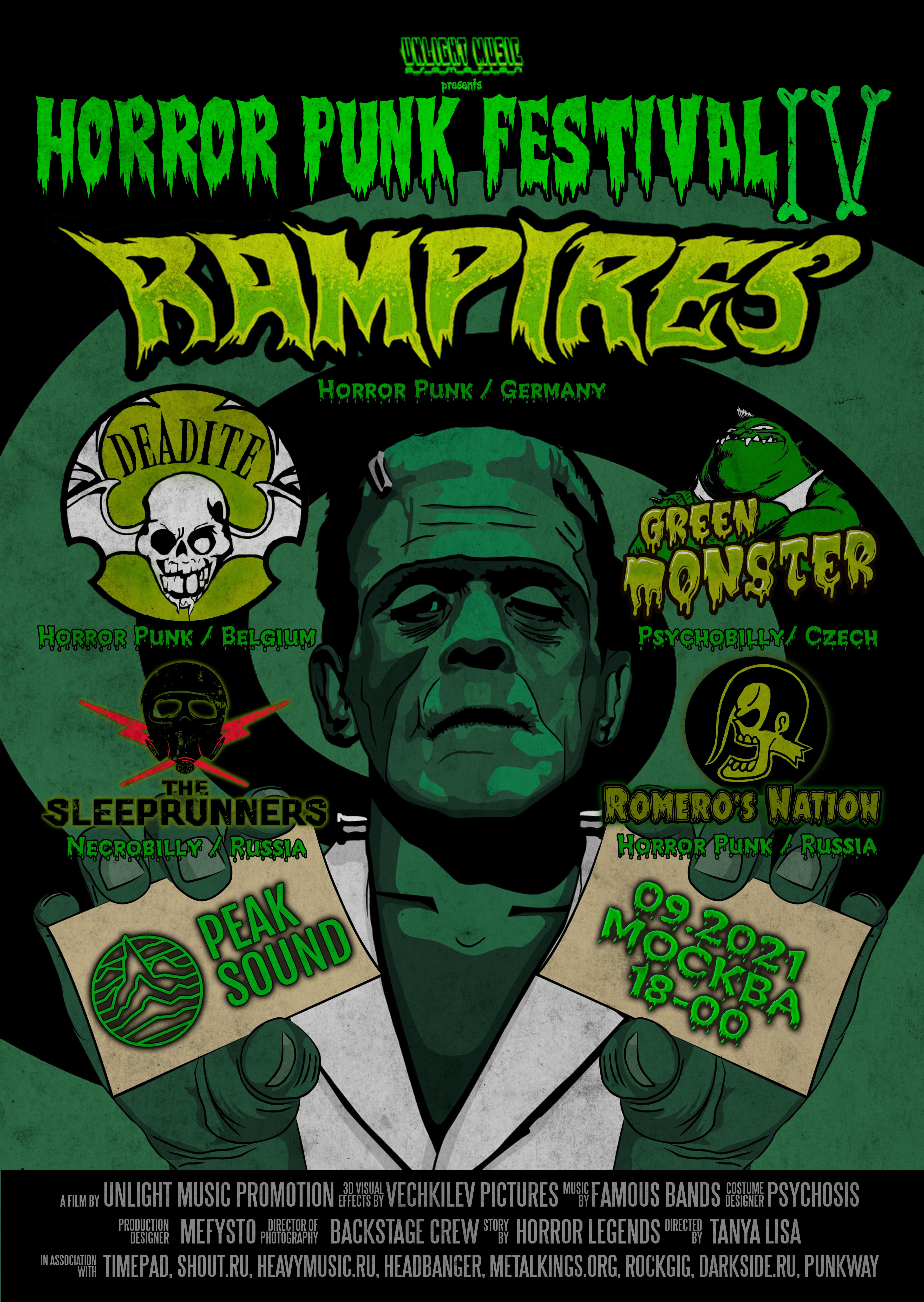 Horror Punk Festival 4