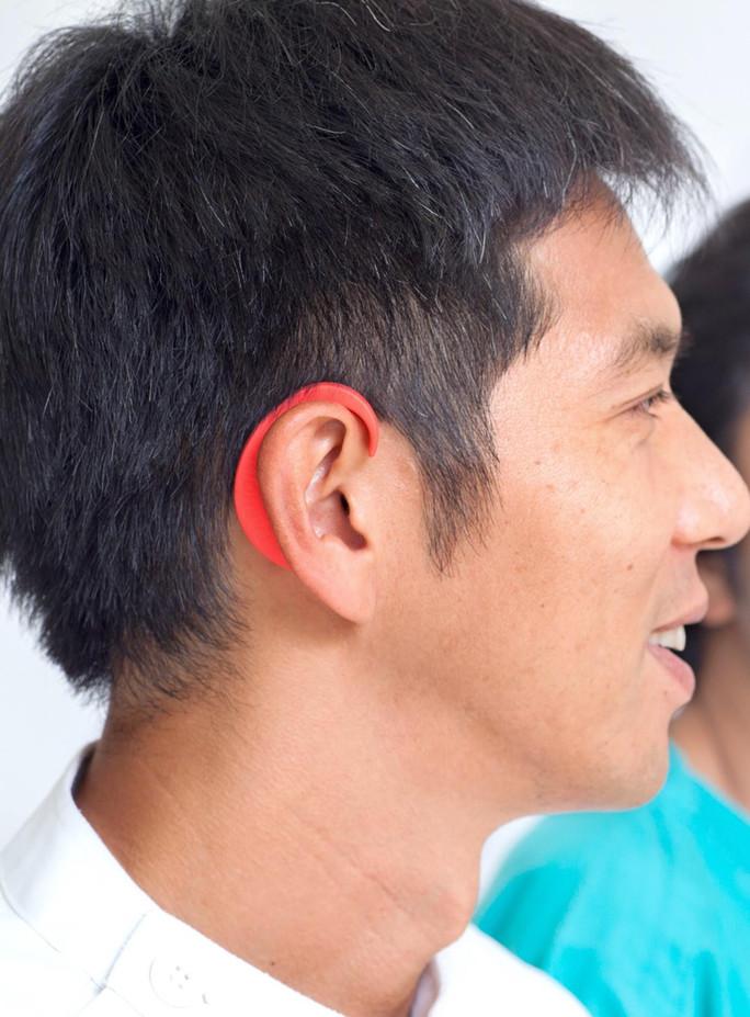 EARHOOK 創意と工夫」