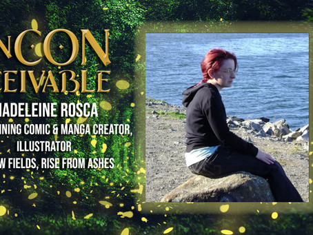Guest Announcement - MADELEINE ROSCA