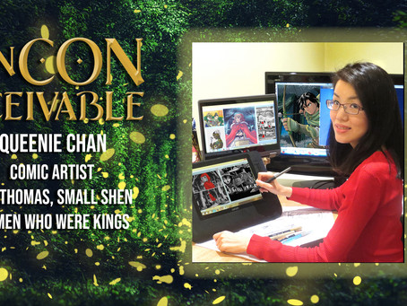 Guest Announcement - QUEENIE CHAN