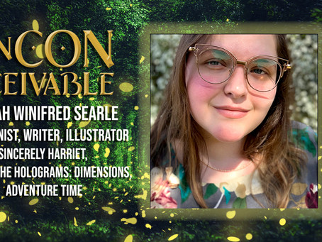 Guest Announcement - SARAH WINIFRED SEARLE