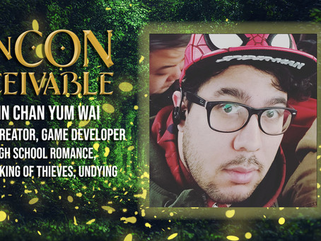 Guest Announcement - JIN CHAN YUM WAI