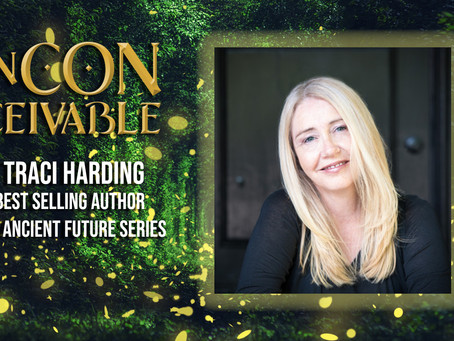 Guest Announcement -  TRACI HARDING