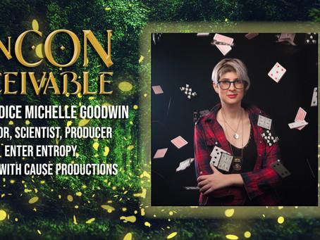 Guest Announcement - CANDICE MICHELLE GOODWIN