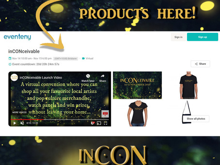 Interested in being an exhibitor for inCONceivable?