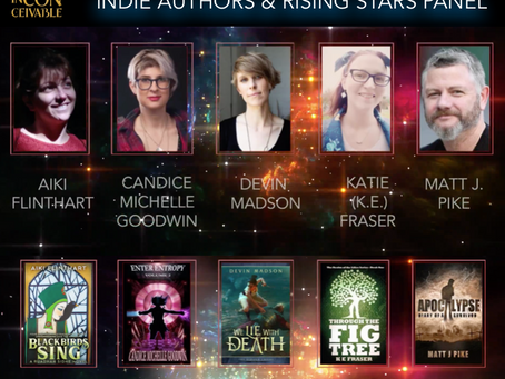 PANEL ANNOUNCEMENT: Indie Rising Stars